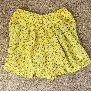 Madewell Shorts - 🌿Madewell Broadway & Broome Flowy Silk Shorts🌿
